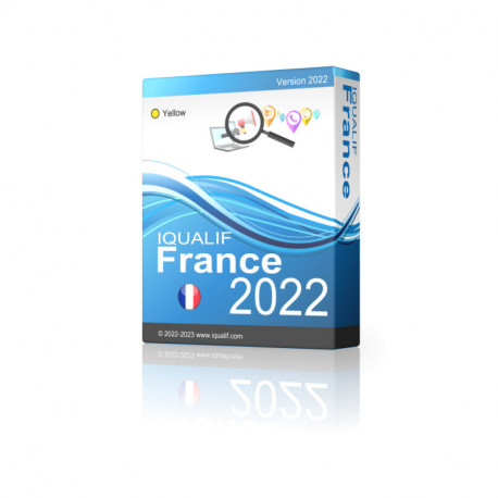 IQUALIF Morocco Yellow, Professionals, Business