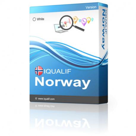 IQUALIF ノルウェー イエロー、プロフェッショナル、ビジネス